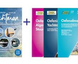 Bundel: boek + download oefenboek stuurbrevet en yachtman